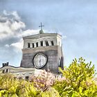 Surreal Church Tower by brijo