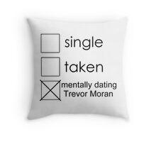 single Trevor Throw Pillow