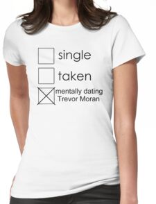 single Trevor Womens Fitted T-Shirt