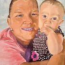 Grandma's Love by Jennifer Ingram