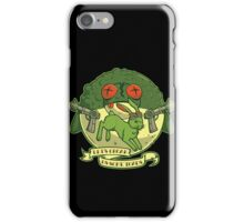 The Righteous Indignation of Captain O'Hare iPhone Case/Skin