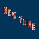 New York Jersey Logo by ixrid