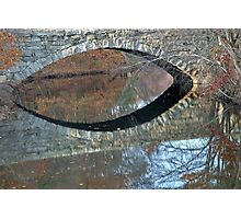 Stone Reflection Photographic Print