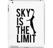 Sky Is The Limit iPad Case/Skin