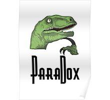 Paradoxical Philosoraptor  Poster