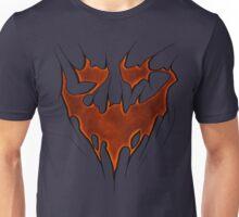 Scarecrow Knightmare Bat Symbol Unisex T-Shirt