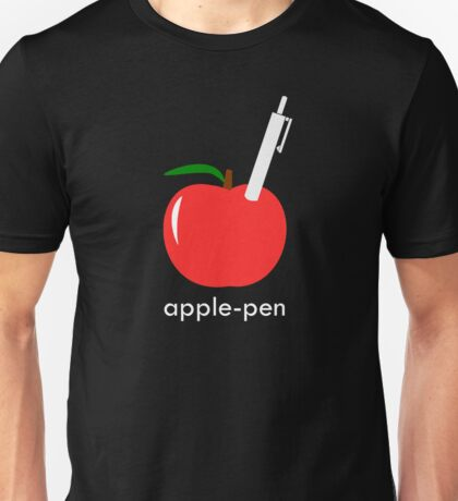 Apple Pen Unisex T-Shirt