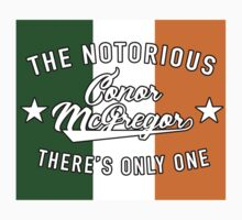 There's Only One Conor McGregor One Piece - Short Sleeve