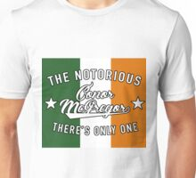 There's Only One Conor McGregor Unisex T-Shirt