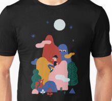 Pleine lune Unisex T-Shirt