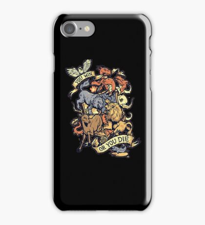 A Game of Thrones II iPhone Case/Skin