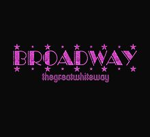 Broadway The Great White Way by ixrid