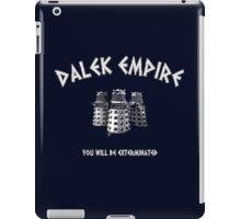 Dalek Empire (Doctor Who) iPad Case/Skin