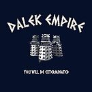 Dalek Empire (Doctor Who) by ixrid