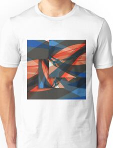 Abstract Art Boards Unisex T-Shirt