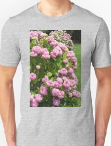 hydrangea in the garden T-Shirt