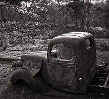 Rusted by Brett Rogers