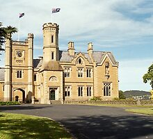 Government House, Tasmania by Brett Rogers