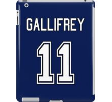 Gallifrey Football Club iPad Case/Skin