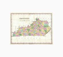 Vintage Map of Kentucky (1827) Unisex T-Shirt