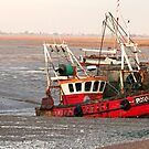 Fishing Boat by mpstone