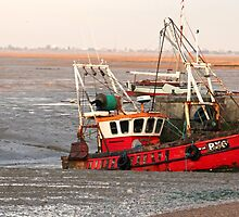 Fishing Boat by mpstone
