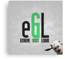 eXtreme Goats League Canvas Print