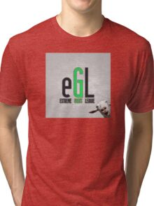 eXtreme Goats League Tri-blend T-Shirt