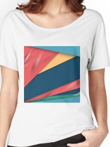 Abstract Artboards 1 Women's Relaxed Fit T-Shirt