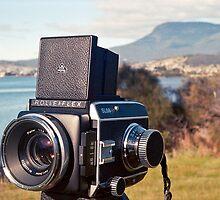 SL66 ROLLEIFLEX by Brett Rogers