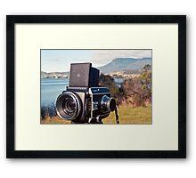 SL66 ROLLEIFLEX Framed Print