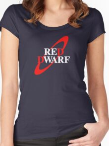 Red Dwarf Women's Fitted Scoop T-Shirt
