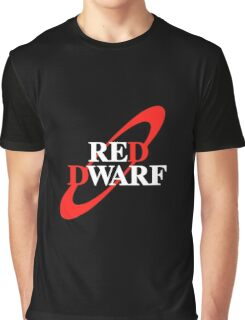 Red Dwarf Graphic T-Shirt