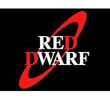 Red Dwarf Photographic Print