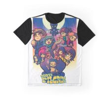 Scott Pilgrim Chibi Guys Graphic T-Shirt