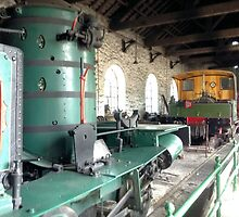 The Engine Shed by Francis Drake