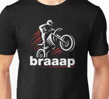 Braaap Motocross T-shirt Unisex T-Shirt