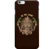 A Root for You iPhone Case/Skin