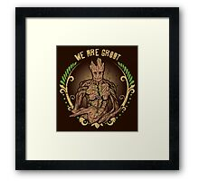 A Root for You Framed Print