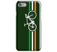 Bike Stripes Irish National Road Race v2 iPhone Case/Skin