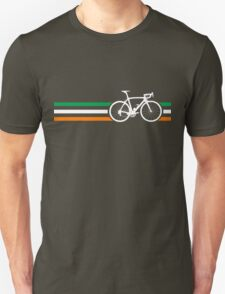 Bike Stripes Irish National Road Race v2 T-Shirt