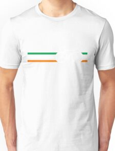 Bike Stripes Irish National Road Race v2 Unisex T-Shirt