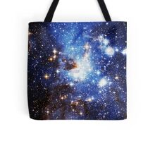 Blue Galaxy 3.0 Tote Bag