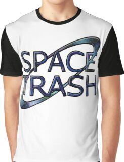 Space Trash Graphic T-Shirt
