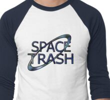 Space Trash Men's Baseball ¾ T-Shirt