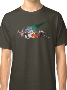 (NO BACKGROUND) Final Fantasy VII Characters Classic T-Shirt