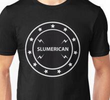 yelawolf slumerican circle thunder star Unisex T-Shirt