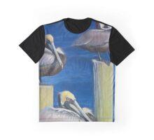 Three Amigos Graphic T-Shirt