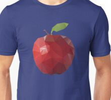 Red Apple (Low Poly Art) Unisex T-Shirt
