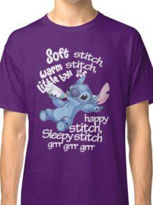 Soft Kitty - Stitch Classic T-Shirt